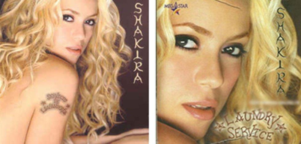 'Servicio de lavandería', de Shakira, otro ejemplo que resolvieron de forma fácil y rápida.