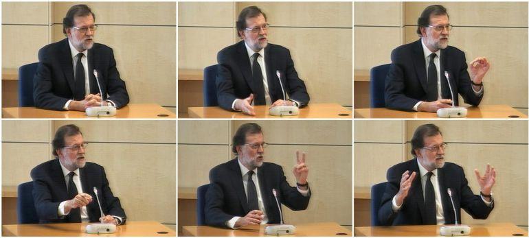 Declaración Rajoy Juicio Gürtel Yo Nada Sabía De La