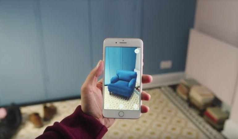 Ikea Place, una app para decorar tu casa en Realidad
