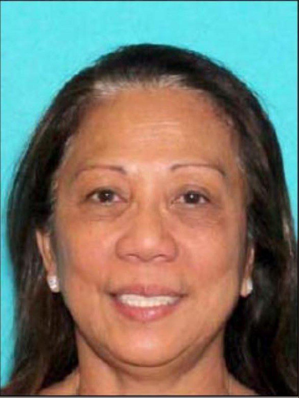Fotografía de Marilou Danley, acompañante del presunto autor del tiroteo indiscriminado registrado en Las Vegas.