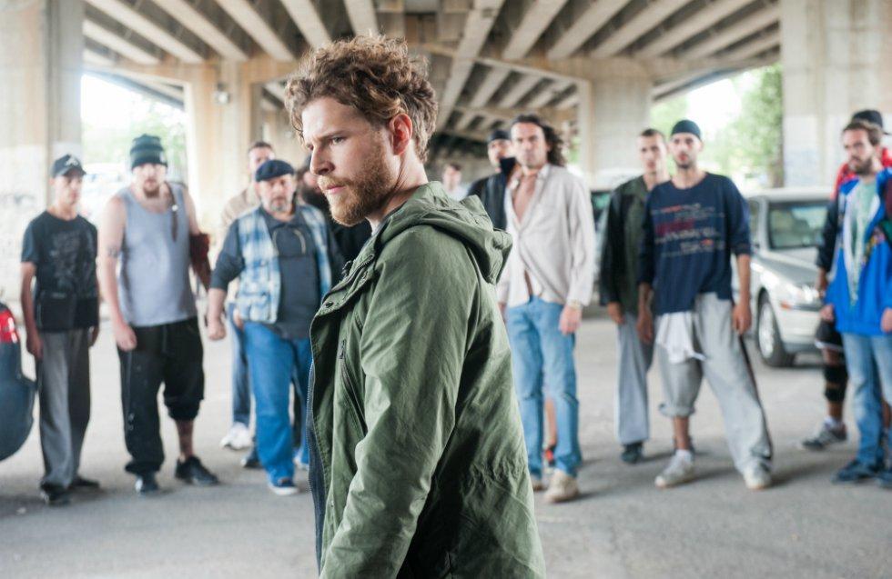 La primera temporada de 'La Zona' consta de ocho capítulos de 50 minutos y se estrena el próximo 27 de octubre