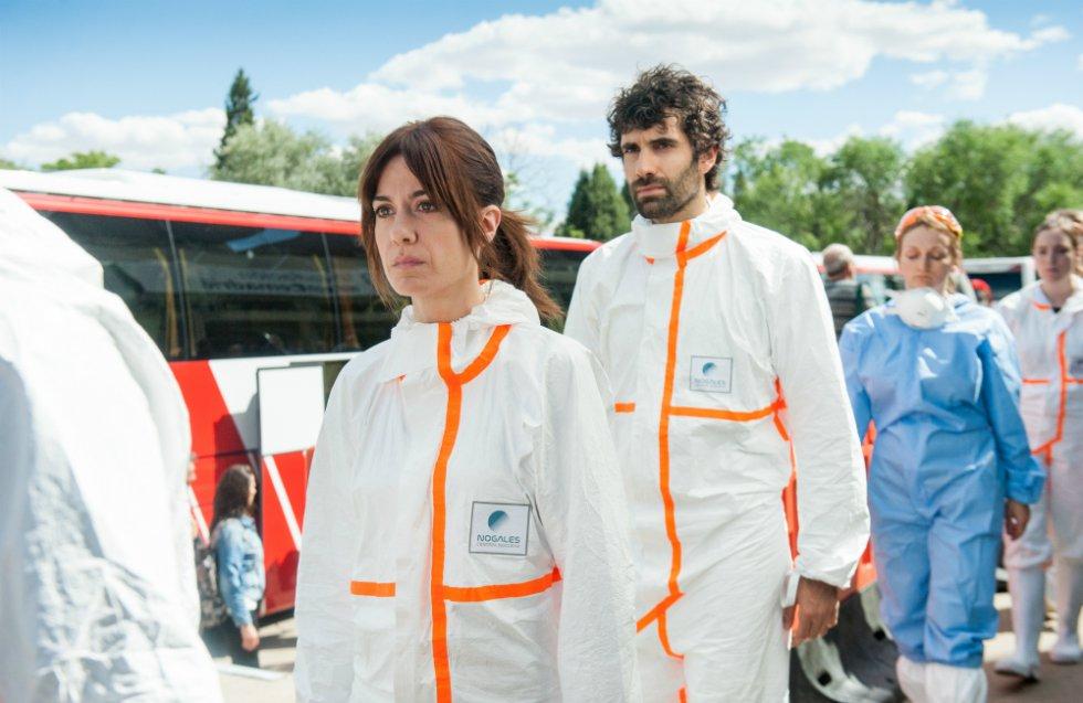 Alexandra Jiménez y Tamar Novas también forman parte de este reparto excepcional