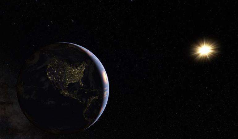 El nuevo Google Maps te permite explorar 17 planetas y lunas del ...