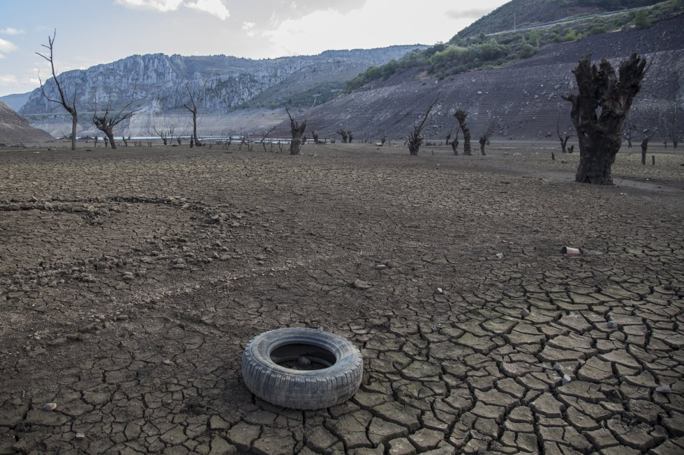 Cauces secos en León.