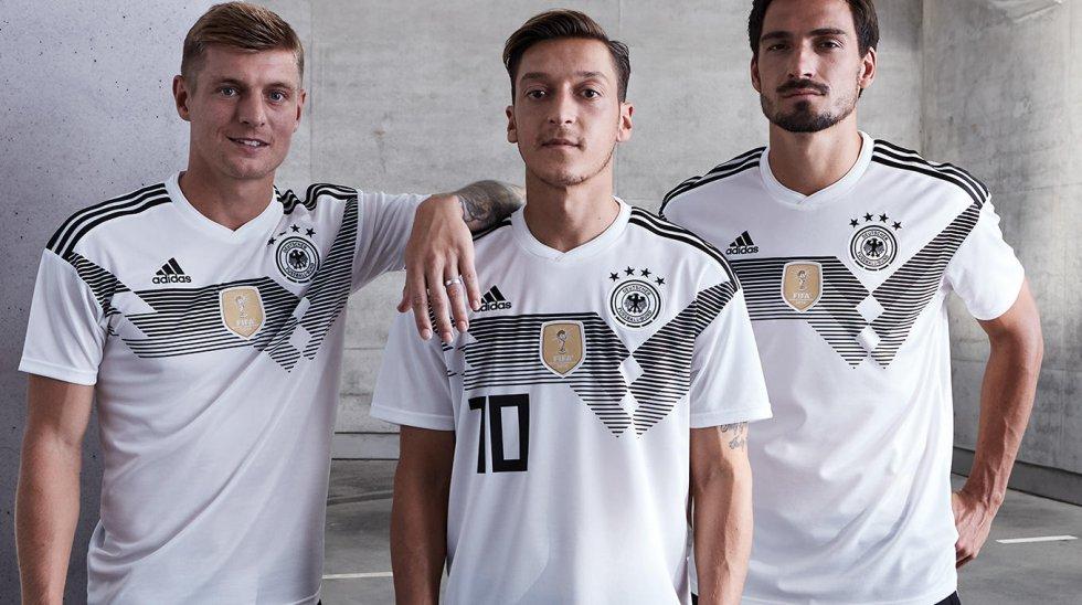 Alemania, con una idea similar a la de 1990