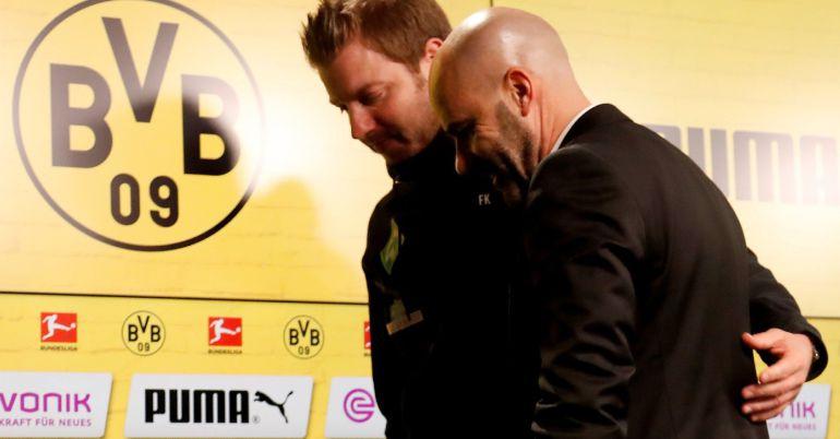 fe5c095278 El Borussia Dortmund despide a Peter Bosz