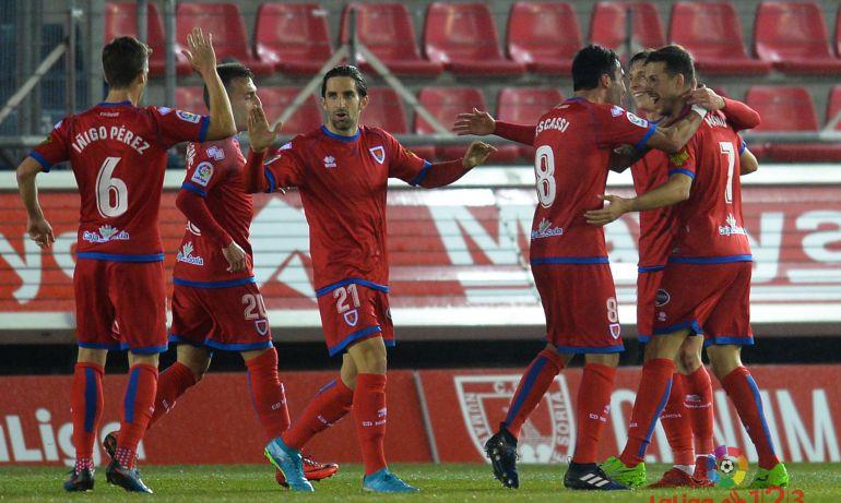 b6ed6aa44f La gesta del Numancia que le convierte en la envidia del fútbol español |  Deportes | Cadena SER