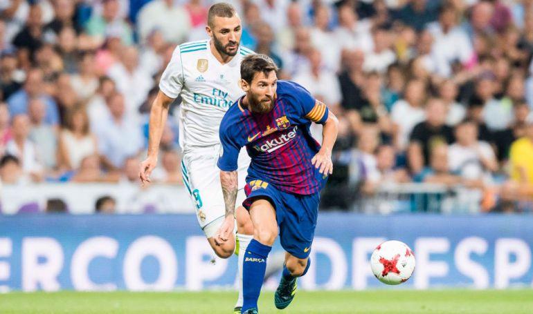 El primer Clásico liguero llega en un horario novedoso y cerrando la  jornada que da carpetazo al fútbol español en 2017 49140ab812843