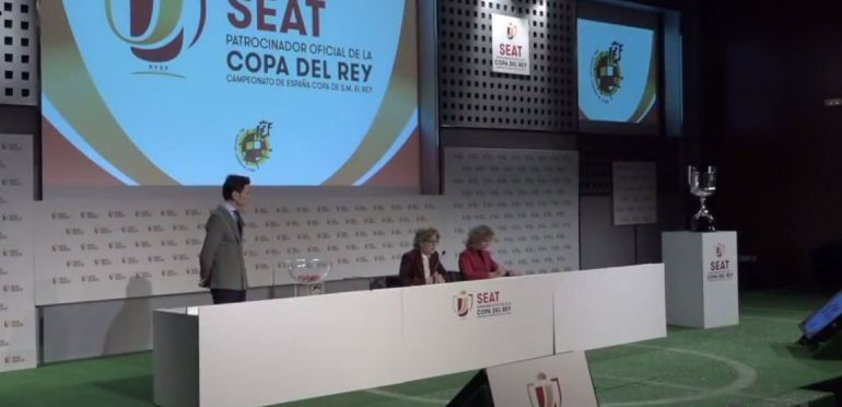 Leganés - Real Madrid y Espanyol - Barcelona, duelos de la Copa del ...