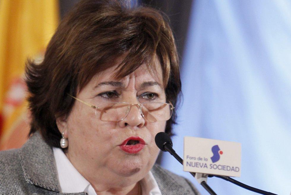 María Luisa Cava, primera Defensoras del Pueblo (en funciones 2010-2012).