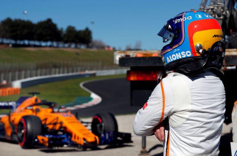 Resultado de imagen de Fernando Alonso McLaren