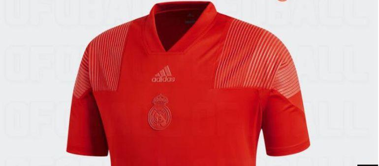 38652420f78da Se filtra la que podría ser la tercera equipación del Real Madrid ...
