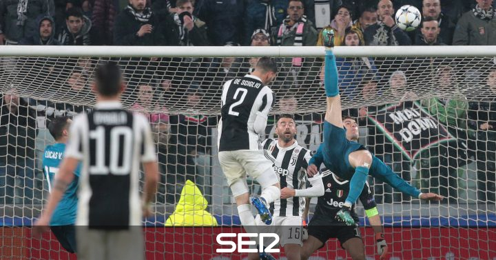 Juventus Real Madrid goles  El Real Madrid asalta Turín con un gol  histórico de Cristiano Ronaldo  bf3b1f2ab44aa