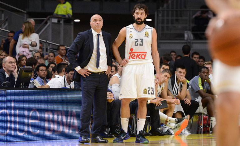 El entrenador del Real Madrid asegura que el escolta menorquín ya está para  jugar 1113a03b1e743