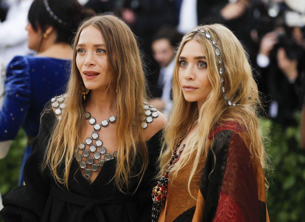 Mary-Kate Olsen y Ashley Olsen