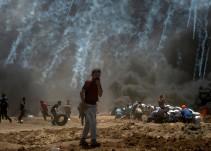 Masacre de Israel en la franja de Gaza