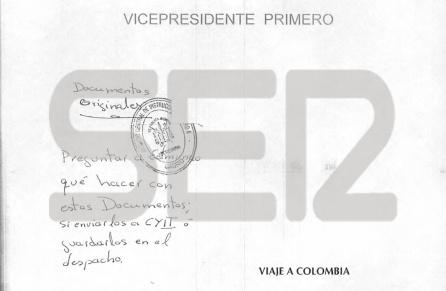 Ignacio González alquiló una mansión de lujo en Colombia con dinero del Canal de Isabel II