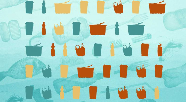 2e9669b24a Crisis del plástico  Cinco sencillos gestos para reducir tu consumo de  plástico