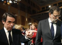20 años de pillaje institucional: Aznar consintió la red corrupta, Rajoy la mantuvo