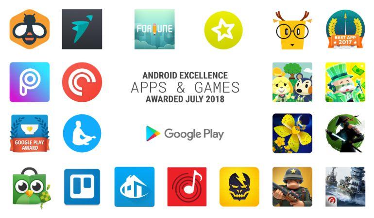 Android Excellence Estas Son Las Mejores Aplicaciones Y Juegos De