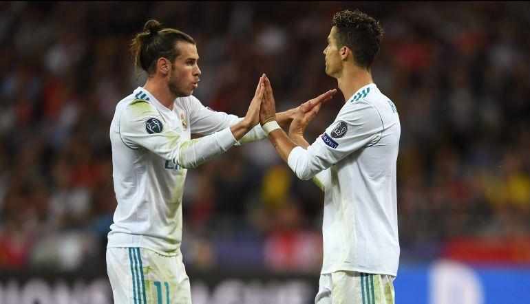 b7bd5889d8 Cristiano Ronaldo  Bale marcó el 43% de sus goles sin Cristiano ...