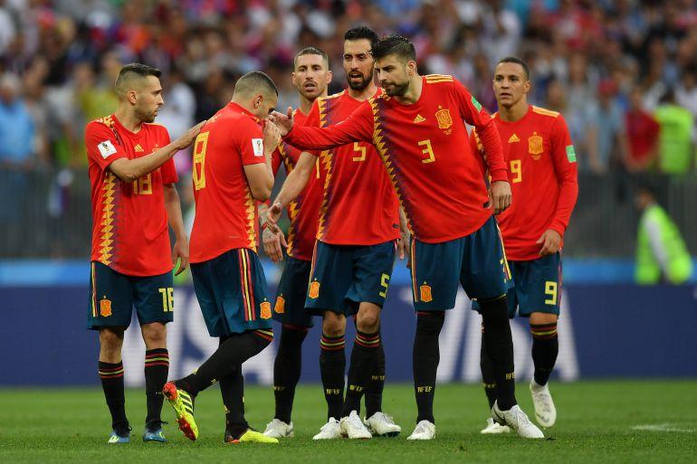 f6f46d0c7a998 La selección española premia como el equipo del Fair Play