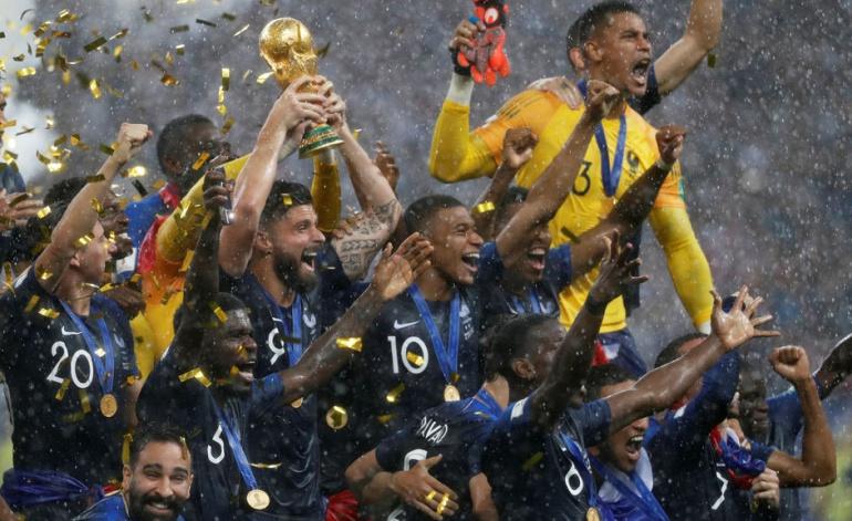 Audiencias: La final del Mundial de Rusia otorga a Telecinco una ...