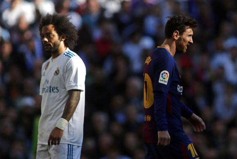 Real Madrid y FC Barcelona en el top 10 de la revista 'Forbes'