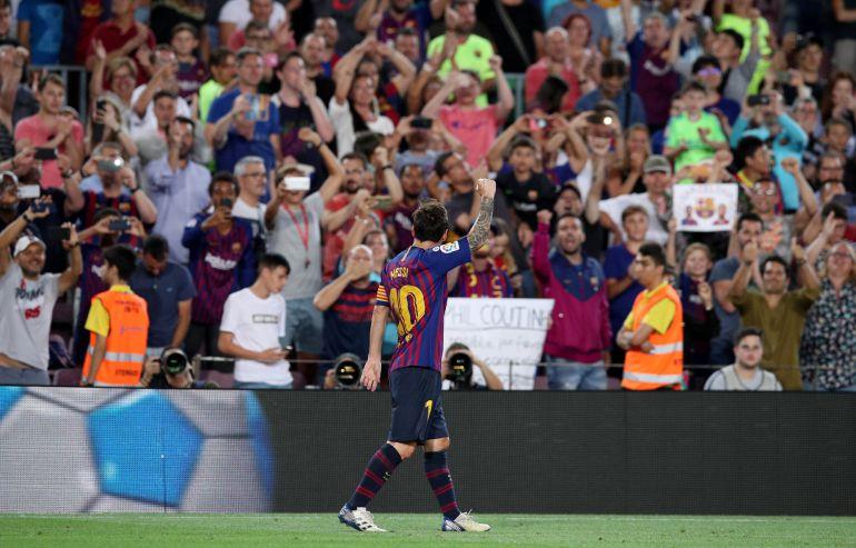 b0a8d8af50 Messi celebra el gol ante el Alavés