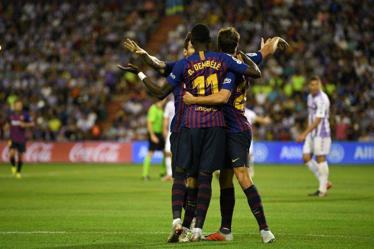 ee5a7e2536304 Así contamos el Valladolid 0 - Barça 1