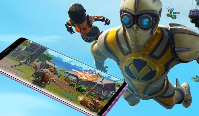 Fortnite llega a Android.