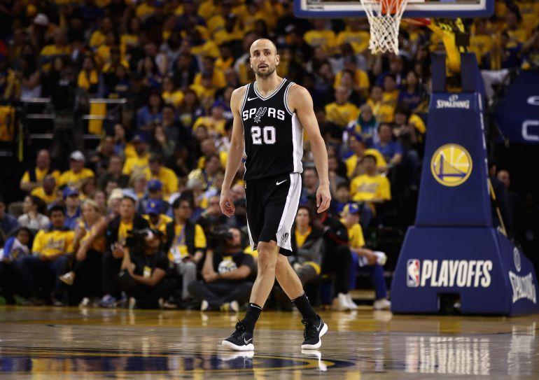 492472512 Ginóbili se retira del baloncesto