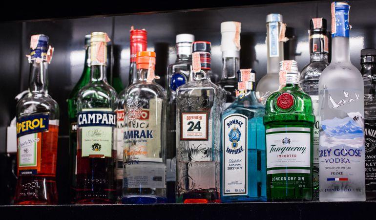 Multa por vender alcohol.