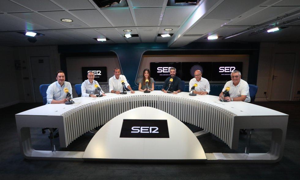 La nueva temporada de la SER, en imágenes (I)