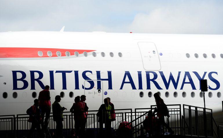 British Airways se disculpa por el robo masivo de datos de las ...