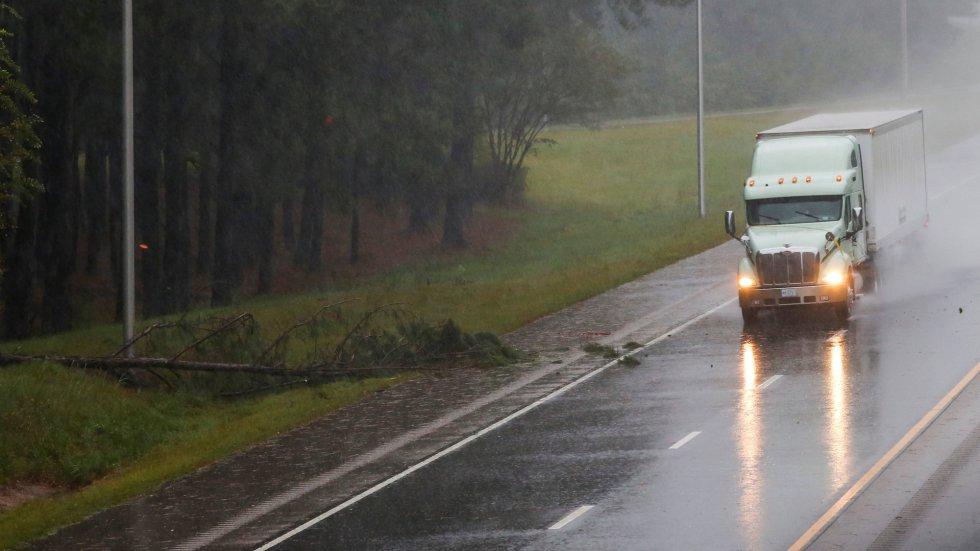 Se espera que los vientos de 'Florence' sean próximos a los 150km/h