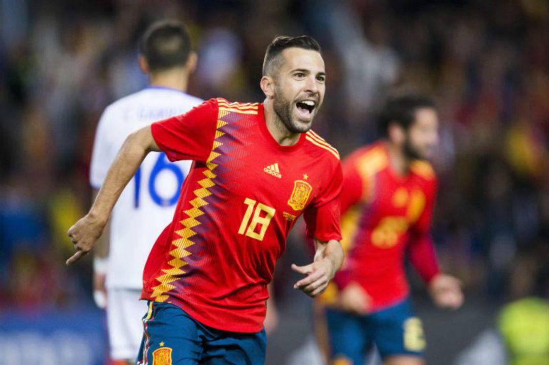 Los méritos y deméritos de Jordi Alba | Últimas noticias de Deportes |  Cadena SER