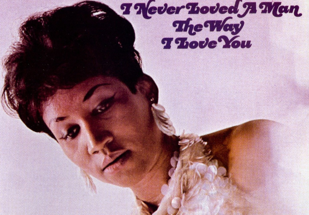 En 1967 Aretha Franklin editó I Never Love a Man The Way I Love You, su primer disco en vender más de un millón de copias