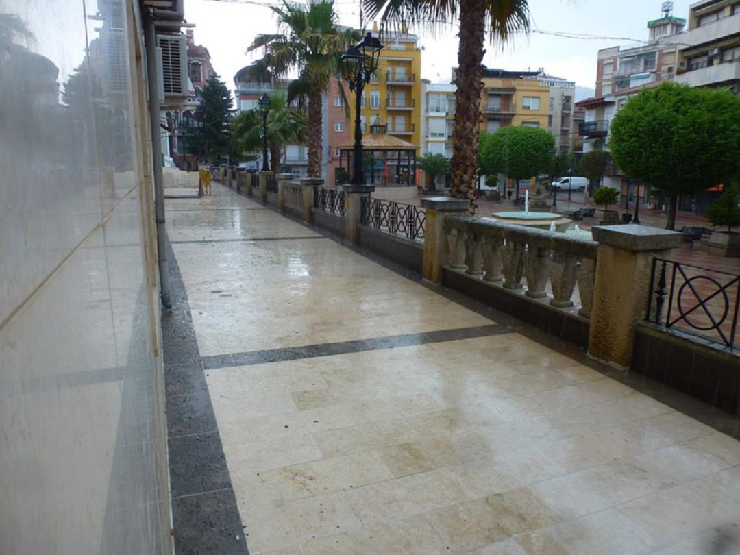 Plaza Mayor de Villanueva del Arzobispo