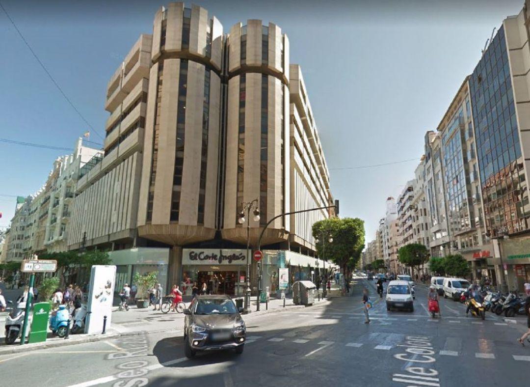 b70b50d850b El Corte Inglés ultima la venta del edificio de Marks   Spencer por ...