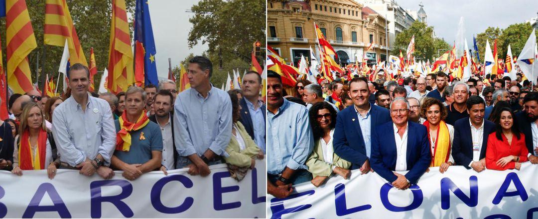 ¿Cuánto mide Santiago Abascal? - Estatura real: 1,80 1539362102_803389_1539364298_noticia_normal
