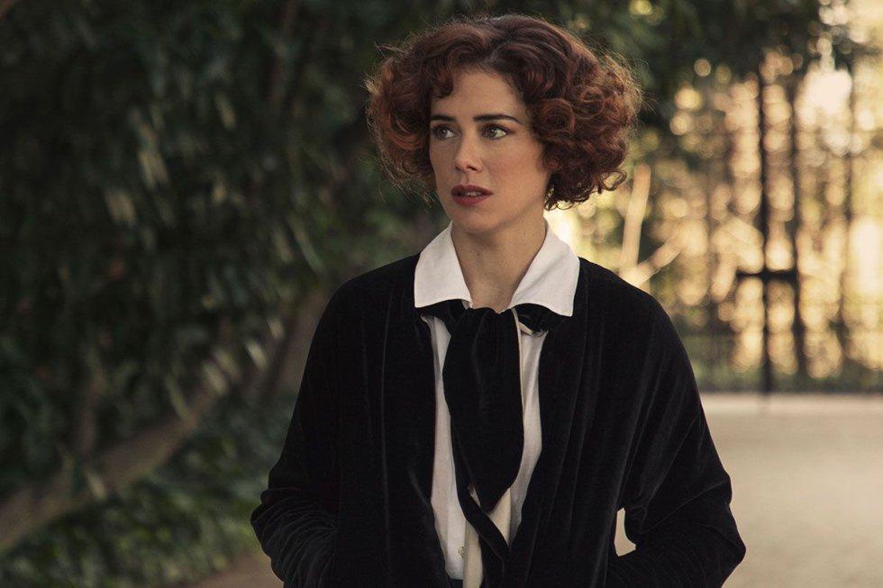 Patricia López Arnaiz, ganadora ex aequo del premio a Mejor Intérprete Femenina de Ficción por 'La Otra Mirada'