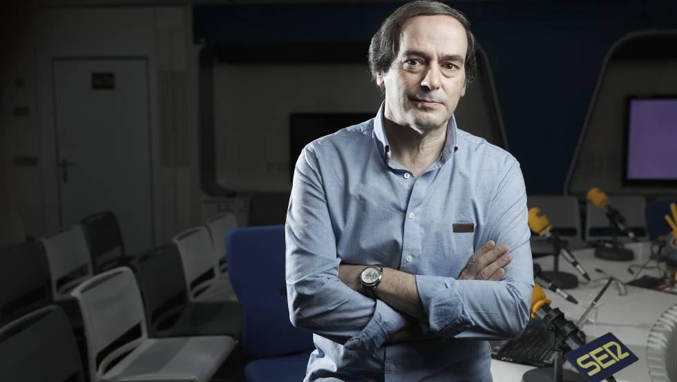 Isaías Lafuente se ha hecho con el premio a la Mejor Programación por la 'Unidad de Vigilancia' en la Cadena SER