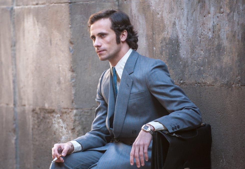Oriol Pla, de 'El día del mañana', Mejor Intérprete masculino de ficción por su personaje Justo Gil