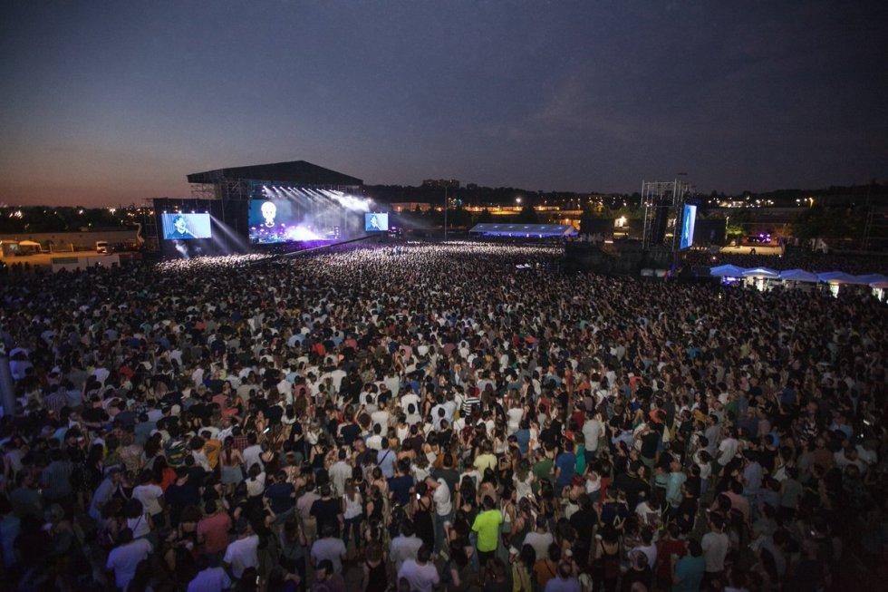 Vetusta Morla gana el Ondas a Mejor Espactáculo Musical, Gira o Musical por el concierto que ofrecieron ante 38.000 personas en la Caja Mágica