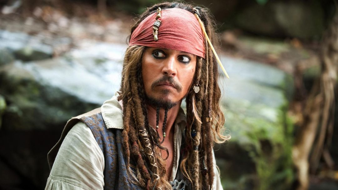 Johnny Depp no volverá a interpretar a Jack Sparrow en 'Piratas del Caribe'