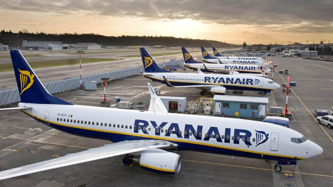 5126ed07c Dos aviones de Ryanair casi chocan cuando sobrevolaban Pamplona
