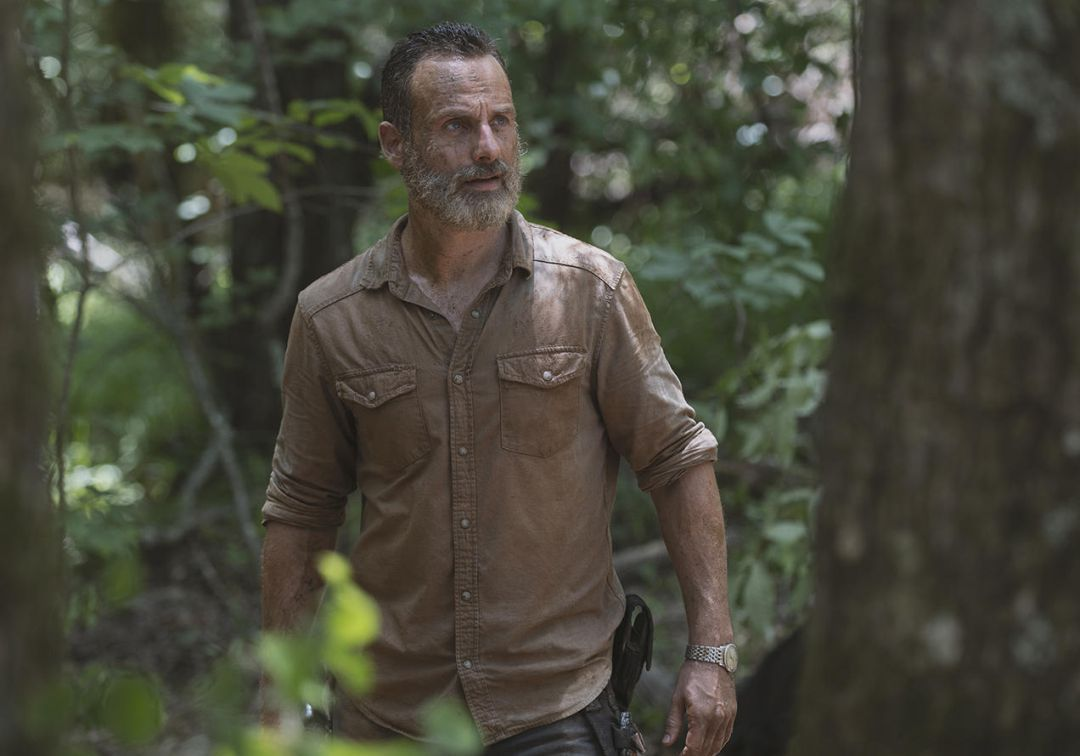 Andrew Lincoln se despide de The walking Dead.