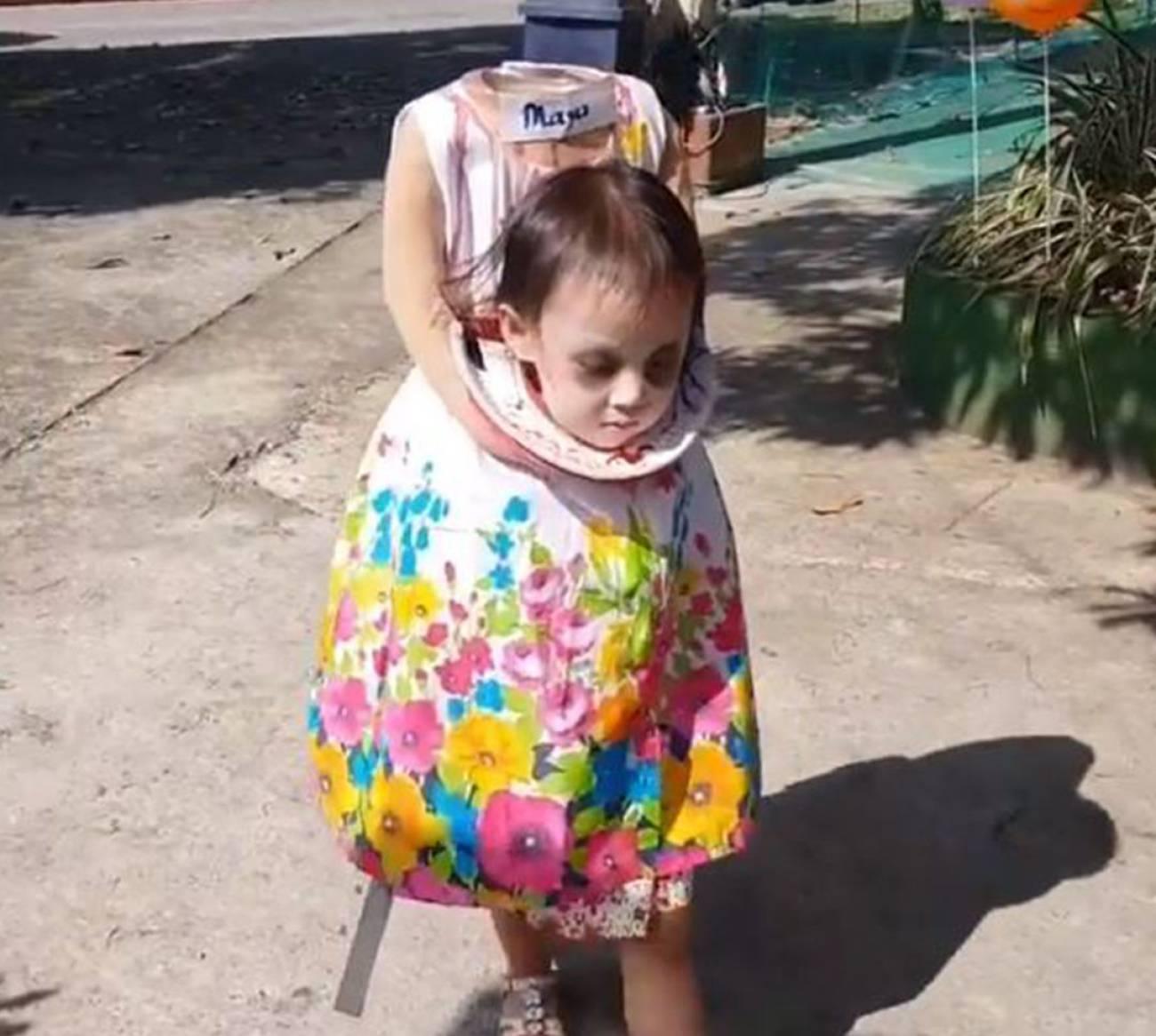 El disfraz de Halloween de una niña que está arrasando en to