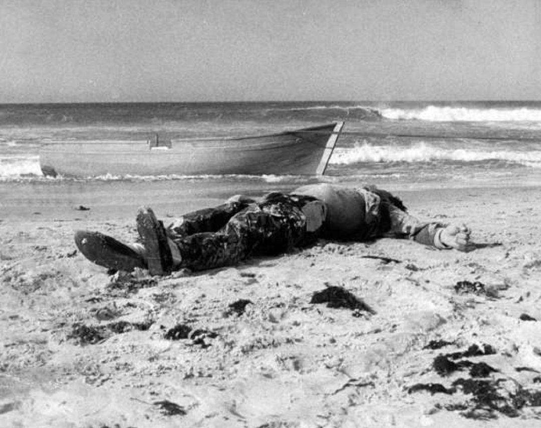 Resultado de imagen de 30 años de inmigrantes muertos en gibraltar